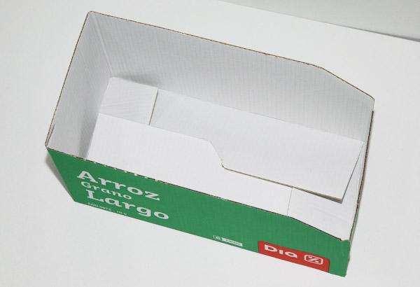Caja Expositora